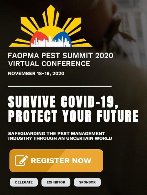 FAOPMA Pest Summit 2020
